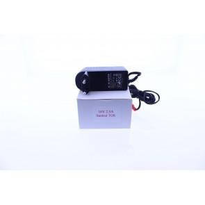 16 Volt 2.5 Amper Tos Giriş Rca Giriş Uydu Santral Adaptör Priz Tip