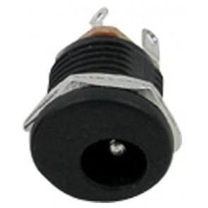 2,1 mm DC Yuvarlak Şase Soket (10'lu Paket)