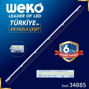 2011SVS40-FHD-5K6K-RIGHT - 44 CM 62 LEDLİ - (WK-213)
