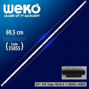 55 V13 EDGE REV0.4 1 6920L-0001C - 84 LEDLİ 69.5 CM - (WK-1317)