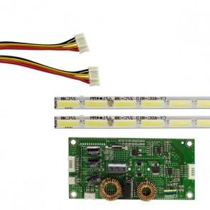 60 UNİVERSAL E-LED 81 LEDLİ (7020) 671MM 360-450MA 81-84V ÇİFT LED+SÜRÜCÜ+KABLO TAKIM (WK-1373)