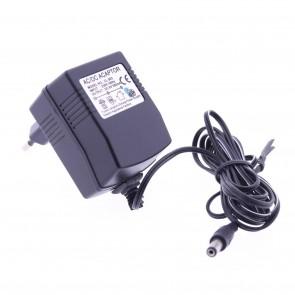 6V 800mA Trafolu Adaptör 5.5x2.1mm Akü Şarj Adaptörü 6 Volt 800 Mah