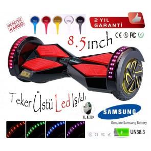 8.5 Inch Smart Balance Scooter Elektrikli Kaykay Hoverboard
