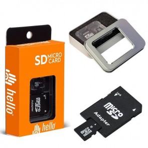 8 GB MICRO SD HAFIZA KARTI ( CLASS 10 ) METAL KUTULU