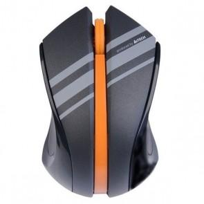 A4 TECH G7-310D-3 KABLOSUZ USB MOUSE SİYAH-TURUNCU 2000DPI