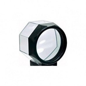 Akvaryum Modelinde 5x Işıklı Lüp Büyüteç