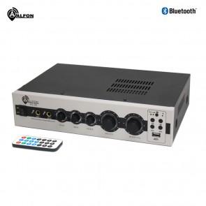 Alfon AA-88 100W Usb/SD/Rca/BT 2 Kanal Trafosuz Stereo Anfi