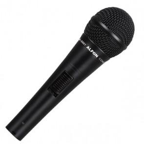 Alfon AEM-5001 1200Ohm Metal Profesyonel Kablolu Condenser Mikrofon