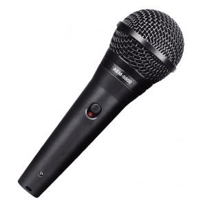 Alfon AEM-5800 600 Ohm Dinamik Metal Kablolu Mikrofon 5 Mt Kablolu