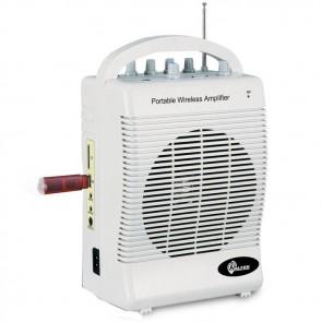 Alfon AFSA-16050 50W VHF 1 EL Kablosuz Taşınabilir Anfili Hoparlör