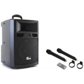Alfon Afts-3408Cb 8'' 20Cm 50W Aktif Şarjlı Speaker