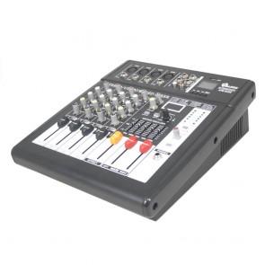 Alfon APM-04200 4 Kanal 2X200 W Power Mikser