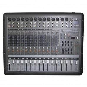 Alfon APM-12600 12 Kanal 2X550 W Power Mikser