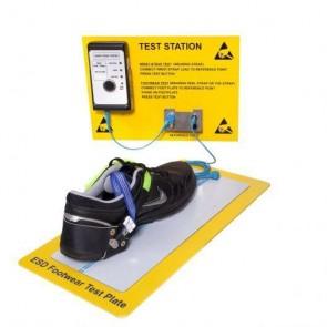 Antistatik Bileklik ve Ayakkabı Test Cihazı - WST-2350