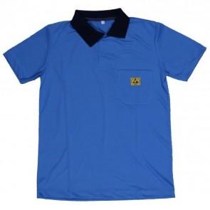 Antistatik (ESD) T-Shirt - Polo Yaka Polyester