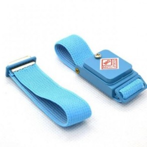 Antistatik Kablosuz Bileklik Mavi