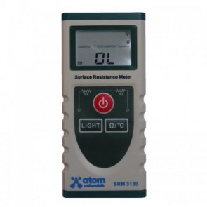 Antistatik Yüzey Direnci Ölçüm Cihazı SRM-3130