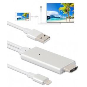 Apple İphone 5 5S 6 6S Hdmi Lcd Tv Bağlantı Kablosu