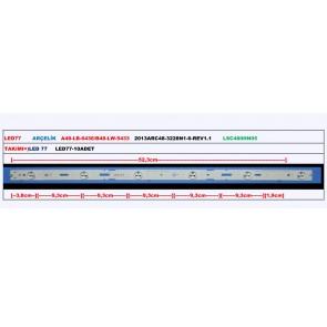ARÇELİK 2013ARC48-3228N1 A48-LB-6436/B48-LW-5433 Tv Led Bar