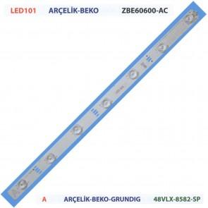 ARÇELİK BEKO GRUNDIG ZBE60600-AC A 48VLX-8582-SP Tv Led Bar