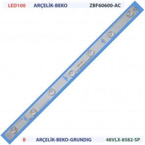 ARÇELİK BEKO GRUNDIG ZBF60600-AC B 48VLX-8582-SP Tv Led Bar