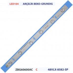 ARÇELİK BEKO GRUNDİG ZBG60600AC C 48VLX-8582-SP Tv Led Bar