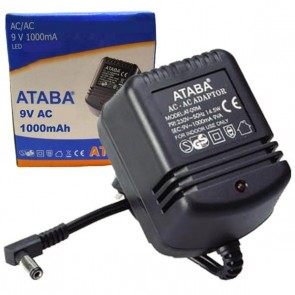 ATABA AT-09M 9V 1000MA AC-AC ADAPTÖR