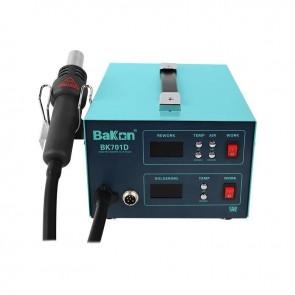 Bakon BK701D Intelligent 2 in 1 Havya İstasyonu