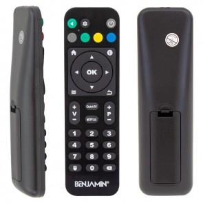 Benjamin BJ-A216 Android Tv Box Kumandası