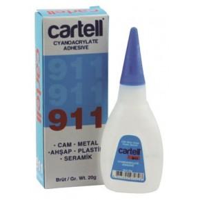 Cartell 911 20Gr Yapıştırıcı