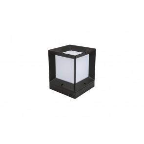 Cata CT-7051 E27 Duylu Rubik Aplik Bahçe Armatürü 14x23cm