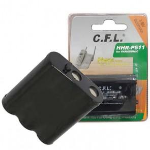 CFL HHR-P511 PİL 3.6V-600MA TELSİZ TELEFON PİLİ