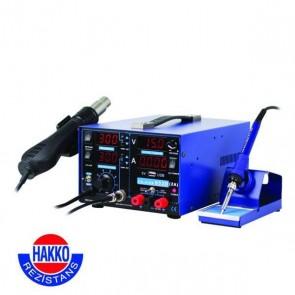 Class 853D-USB-2A Üflemeli Havya İstasyonu