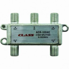 Class ACR-1004C Class 5-1000 Mhz 4'Lü Splitter