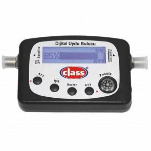 CLASS ACR-115 LCD EKRANLI DİJİTAL UYDU BULUCU