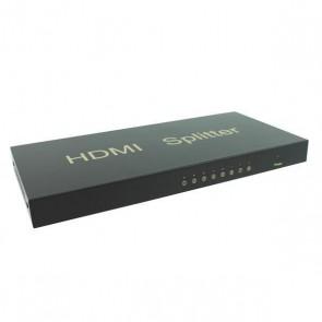 Class HD-S8 8'Li Hdmı Splitter 3D