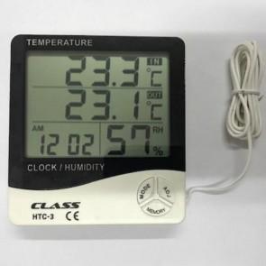 Class HTC-3 Termometre Sıcaklık Ölçer