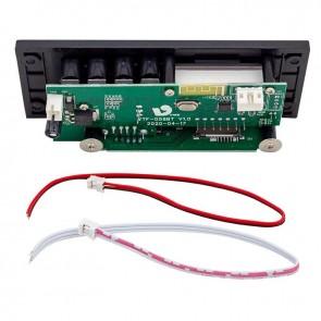 CLASS USB-129 USB/SD/MIC/AUX/BLUETOOTH KUMANDALI EKRANLI OTO TEYP ÇEVİRİCİ DİJİTAL PLAYER BOARD