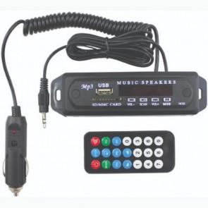 Class USB-401 AUX / USB Dönüştürücü Bluetooth' lu