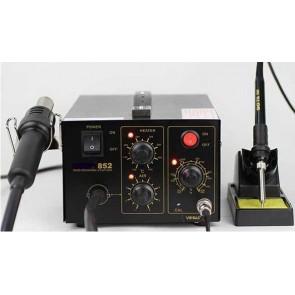 Class Zd-852 Isı Ayarlı Üflemeli Havya İstasyonu Analog