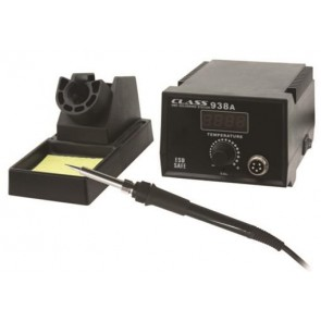 Class Zd-938A 60Watt Isı Ayarlı Dijital Havya İstasyonu