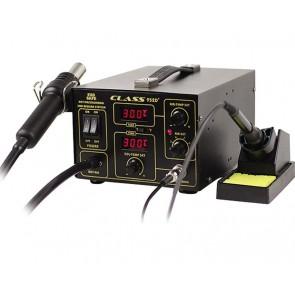 Class Zd-952D+ Dijital Isı Ayarlı Üflemeli Havya İstasyonu