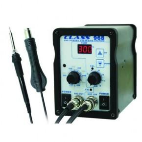 Class Zd-968 Sıcak Hava Üflemeli Havya İstasyonu Dijital