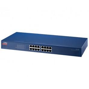 CNET CGS-1600 16 PORT 10/100/1000 MBPS GIGABIT ETHERNET SWITCH