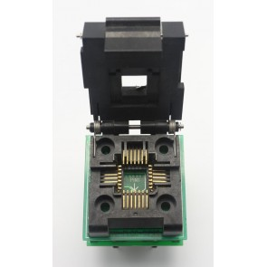 CNV-PLCC-DIP28 Entegre Soket Adaptörü