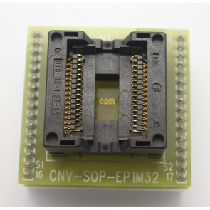 CNV-SOP-EP1M32 Entegre Soket Adaptörü