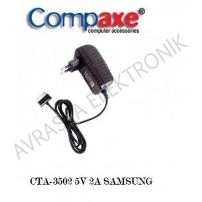 Compaxe Cta-3502 5v 2a Samsung Tablet Şarj Adaptörü