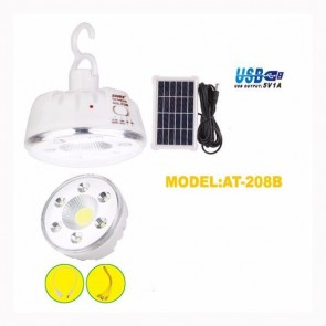 DAT AT-208B Solar LED Aydınlatma Sistemi 5W