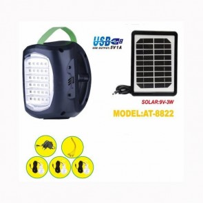 DAT AT-8822 Solar LED Aydınlatma Sistemi