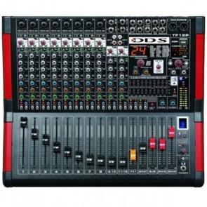 DDS D-12 P 3000 DSP 12 KANAL 2X1500 USB/SD/BLUETOOTH DİJİTAL EFEKTLİ POWER MİXER